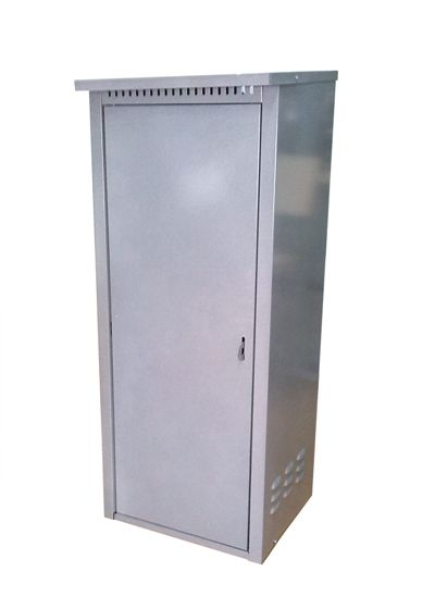Шкаф оцинкованный для одного газового баллона 50 л