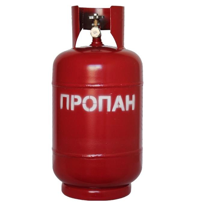 Стальной баллон газовый 18 л (КРЫМ)